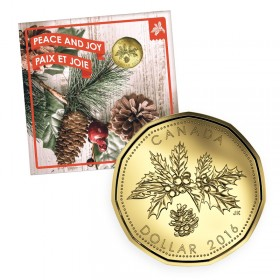 2016 Canada Holiday Coin Gift Set