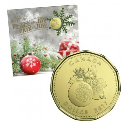2017 Canadian Holiday Coin Gift Set