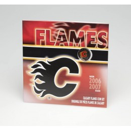 2007 Canada NHL® Coin Gift Set - Calgary Flames