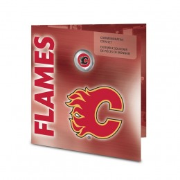 2008 Canada NHL® Calgary Flames Coin Gift Set