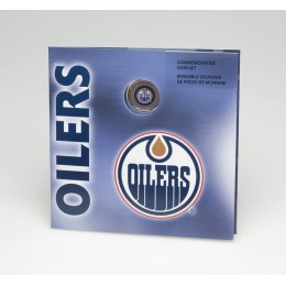2008 Canada NHL® Edmonton Oilers Coin Gift Set