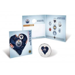 2009 Canada NHL® Edmonton Oilers Coin Gift Set