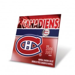2007 Canada NHL® Coin Gift Set - Montreal Canadiens