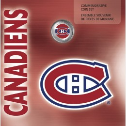 2008 Canada NHL® Montreal Canadiens Coin Gift Set