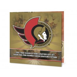2006 Canada NHL® Hockey Coin Gift Set - Ottawa Senators