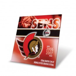 2007 Canada NHL® Coin Gift Set - Ottawa Senators