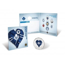2009 Canada NHL® Toronto Maple Leafs Coin Gift Set