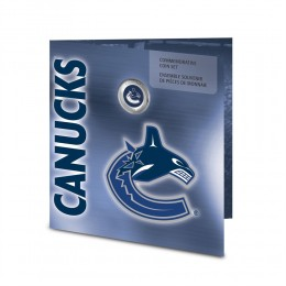 2008 Canada NHL® Vancouver Canucks Coin Gift Set