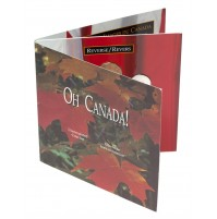 1996 Oh! Canada Uncirculated Coin Set