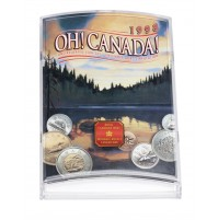 1998 Oh! Canada Uncirculated Coin Set