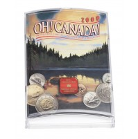 2000 Oh! Canada Coin Set