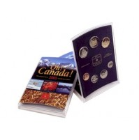 2001P Oh! Canada Coin Set