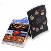 2002P Oh! Canada Coin Set