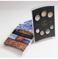2003P Oh! Canada Coin Set