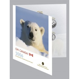 2006 P Oh! Canada Coin Gift Set