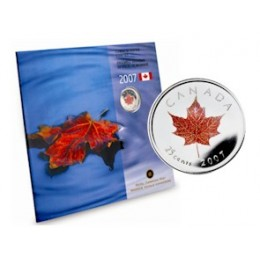2007 Oh! Canada Coin Gift Set