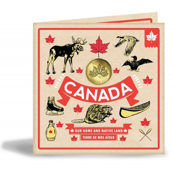 2016 Oh! Canada Coin Set