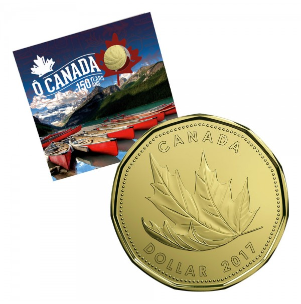 2017 Canada O Canada Coin Gift Set - 150 Years