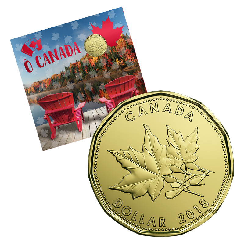 2011 Oh Canada Uncirculated Gift Coin Set
