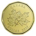 2019 O Canada Coin Gift Set ft $1 Specially Struck Loonie Dollar