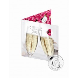 2013 Canada Wedding Coin Gift Set