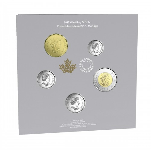 Wedding Gift Check Amount 2017 : 2017 Fine Silver 10 Dollar CoinIconic Canada: Spring Sightings