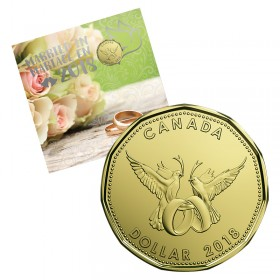 2018 Canadian Wedding Coin Gift Set
