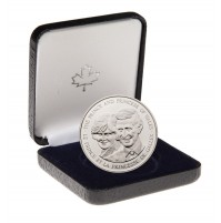 1983 Sterling Silver Medallion - The Prince and Princess of Wales Commemorative