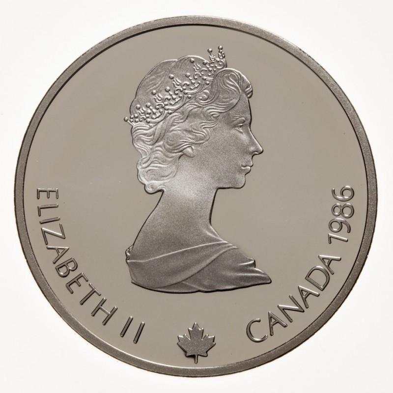 1985 1988 Canada Calgary Olympic Winter Games 20 Silver Coin Set