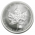 2004 Fine Silver Fractional 5-Coin Proof Set - Maple Leaf