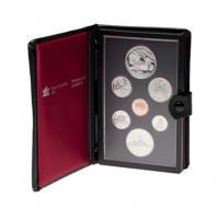 1981 Canadian Proof Double Dollar Set