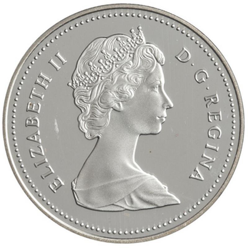1988 Canada Proof Double Dollar Set