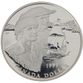 1995 Canada Proof Double Dollar Set - 325th Anniversary of the Hudsons Bay Company- coins may be lightly toned