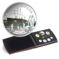 2016 Special Edition Silver Dollar Proof Set - 150th Anniversary of the Transatlantic Cable