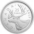 2017 Canadian 150th Anniversary of Canadian Confederation - Fine Silver Dollar Proof Set