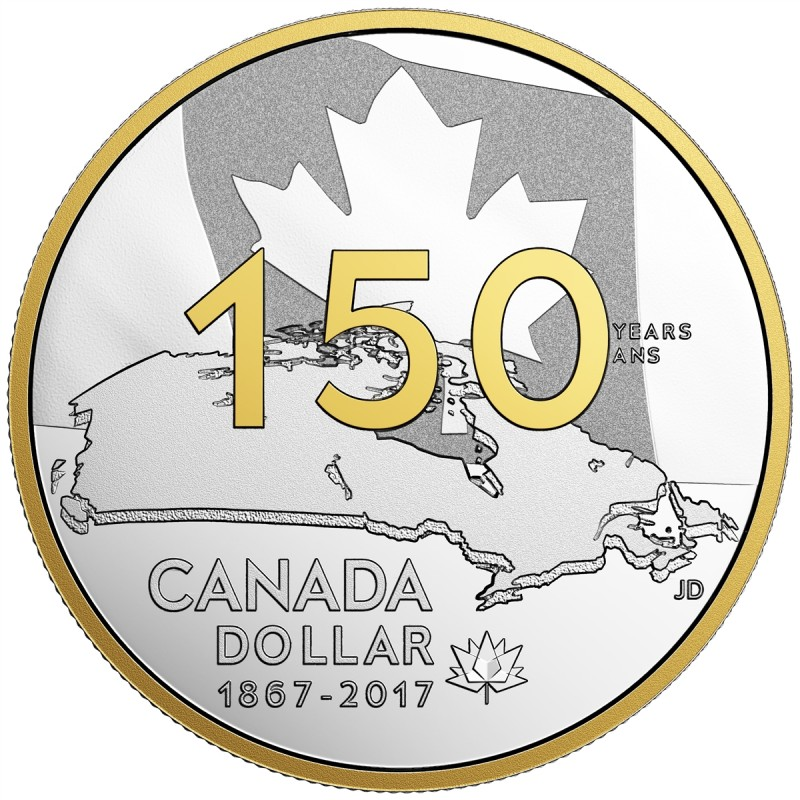 Canada 150 Small Home Designs: 2017 Special Edition Silver Dollar Proof Set