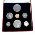 1967 (1867-) Canadian Confederation Centennial Proof-like Presentation Coin & Medallion Set-coins may be tarnished