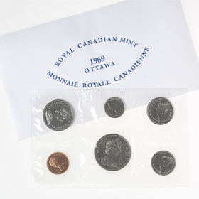 1969 Canadian Uncirculated Proof-Like Set