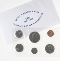 1970 Canadian Uncirculated Proof-Like Set