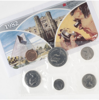 1982 Canadian Uncirculated Proof-Like Set