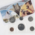1984 Canadian Uncirculated Proof-Like Collector Set