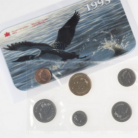 1993 Canadian Uncirculated Proof-Like Set