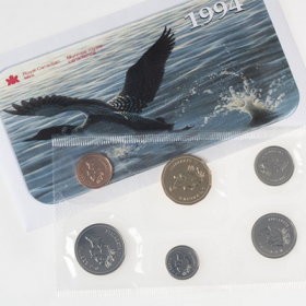 1994 Canadian Uncirculated Proof-Like Set