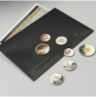 2005 Canadian Special Edition Uncirculated Proof-Like Set