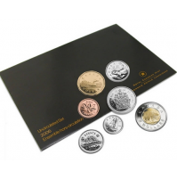 2006 Canadian Uncirculated Proof-Like Set