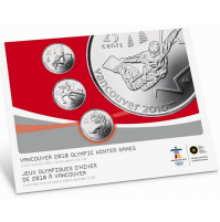 2008 Canadian Special Edition Olympic Uncirculated Proof-Like Set