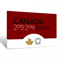 2013-2014 Canadian Special Edition Uncirculated Proof-Like Set