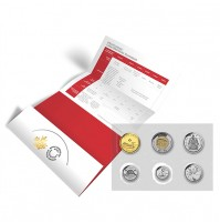 2015 Canadian Uncirculated Proof-Like Set