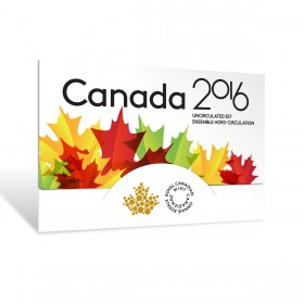 2016 Canadian Uncirculated Proof-Like Set
