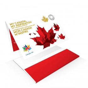 2017 Canada 'My Canada, My Inspiration' Coin Set